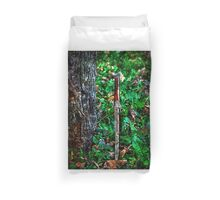 The Bloody Forest Fine Art Print Duvet Cover