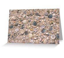 Seashell City Greeting Card