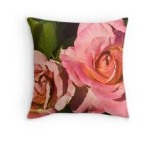 Rose Series I  / Throw Pillow