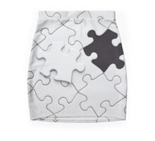 Jigsaw Mini Skirt