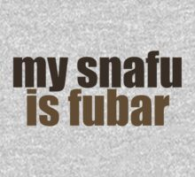snafu by Tama Blough