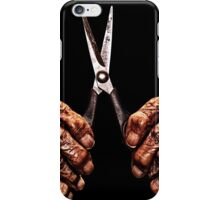 The Final Cut Fine Art Print iPhone Case/Skin