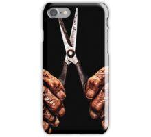 The Final Cut Fine Art Print iPhone Case/Skin