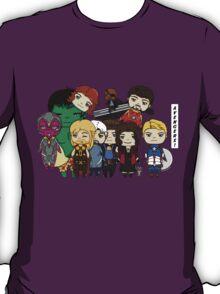 Avengers Age of Ultron chibi T-Shirt