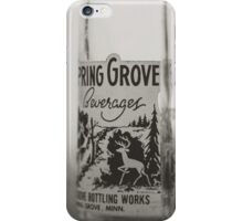 Vintage Bottles iPhone Case/Skin