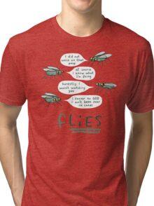 fLIES Tri-blend T-Shirt