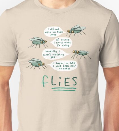 fLIES Unisex T-Shirt