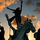 """equo ne credite - """"do not trust the horse"""" by Mark Elshout"""