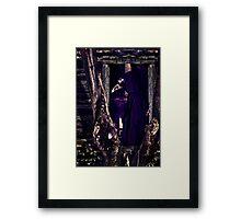 The Raven Fine Art Print Framed Print