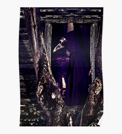 The Raven Fine Art Print Poster