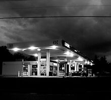 Out Of Gas by Camerin