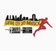 The Flash Central City Marathon Kids Clothes