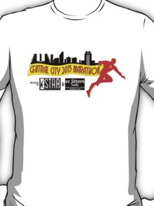 The Flash Central City Marathon T-Shirt