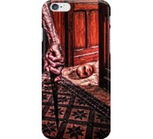 The Grandmother Fine Art Print iPhone Case/Skin