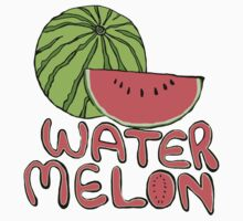 Watermelon Kids Tee