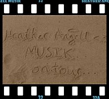 Heather Angell Musik - On Tour by Caroline Angell