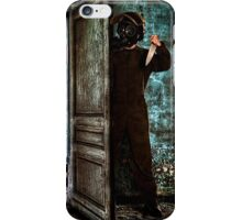 The Trap Fine Art Print iPhone Case/Skin