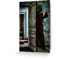 The Trap Fine Art Print Greeting Card