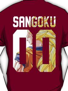 Sangoku Ssj 3 - 00 T-Shirt