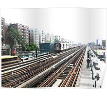 4 Train Poster