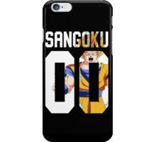 Sangoku Ssj 2 - 00 iPhone Case/Skin