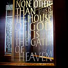 the gate of heaven by Jan Stead JEMproductions
