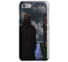 The Visitor Fine Art Print iPhone Case/Skin