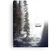 Chairway to Heaven Canvas Print