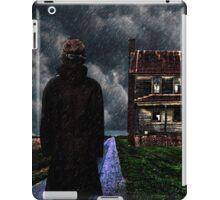 The Visitor Fine Art Print iPad Case/Skin