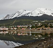 "Ushuaia ` ""The end of the world"" by Robert Elliott"