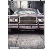 Embedded car iPad Case/Skin