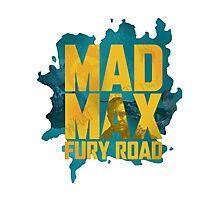 Just Mad Max Fury Road Photographic Print