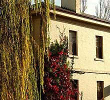 Guest House,Clunes,Victoria by Joe Mortelliti