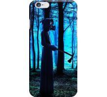 Night Shift Fine Art Print iPhone Case/Skin
