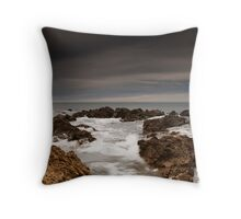 Caromello Dawn Throw Pillow