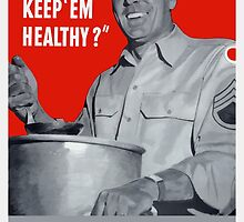 Overcooking Destroys Vitamins -- WWII by warishellstore