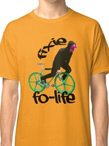 Fixie for life Classic T-Shirt