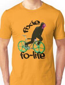 Fixie for life Unisex T-Shirt