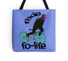 Fixie for life Tote Bag