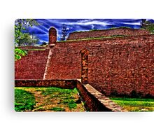 Kalemegdan Fortress Belgrade Canvas Print