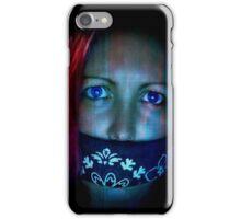 No Voice iPhone Case/Skin