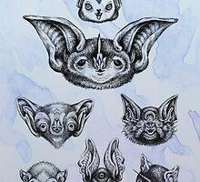 Batty Babies by brettisagirl