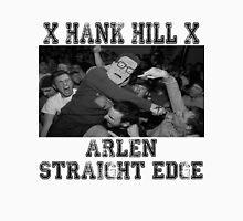 X ARLEN X Straight Edge King of the Hill Men's Baseball ¾ T-Shirt