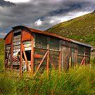 Abandoned Wagon #1 by Trevor Kersley