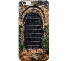 Torture Chamber Kalemegdan Fortress Belgrade iPhone Case/Skin