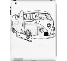 V-DUB BUS iPad Case/Skin