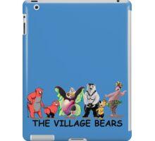 The village bears iPad Case/Skin