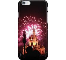 Disney World Fire Works Love iPhone Case/Skin