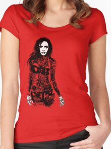 OCD IS SEXY Women's Fitted Scoop T-Shirt
