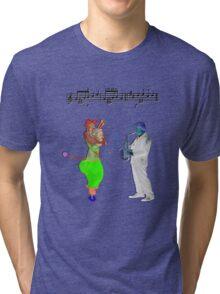 Melodears.   Tri-blend T-Shirt